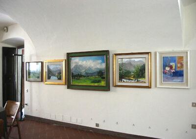 MUSEO DELLA VALLE Fondazione Polli-Stoppani - Zogno (Bergamo) - Mostra del Pittore d'Arte Emilio Grassi