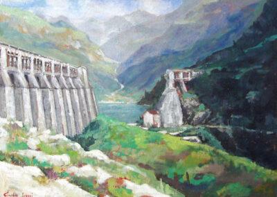 MUSEO DELLA VALLE Fondazione Polli-Stoppani - Zogno (Bergamo) - Mostra del Pittore d'Arte Emilio Grassi - 04