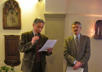 Il Ragioniere Amaglio presenta la Mostra - Nascita ed evoluzione della macchina per scrivere - Museo della Valle - Zogno