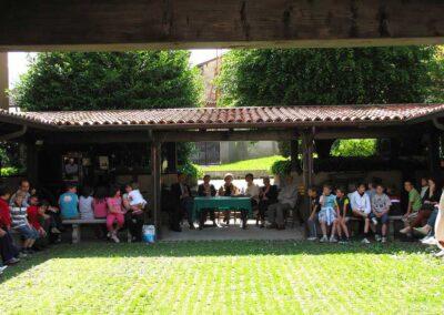 ... in un bel pomeriggio di sole - foto Pietro Gritti - www.museo della Valle - www.pieroweb.com