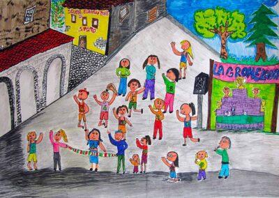 Salvi Alessia- 4B - Scuola Primaria - Zogno