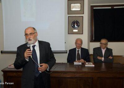 Ivano Sonzogni introduce