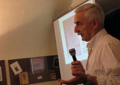 Tarcisio Bottani, Presidente del Centro St. Cult. Valle Brembana