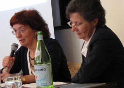 Eliana Acerbis e Nazzarina Invernizzi
