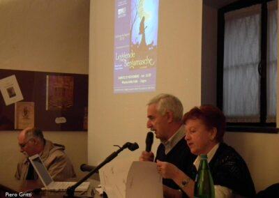 Tarcisio Bottani e Wanda Taufer...