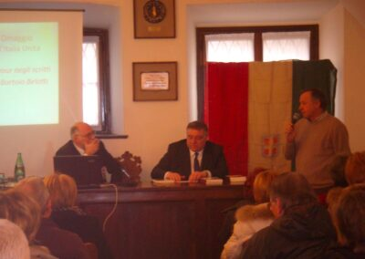 Ivano Sonzogni, Carlo Vimercati, Marconi Bruno