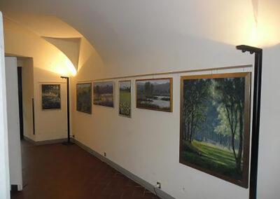 RIFLESSI Mostra di Pittura di Claudia Gamba