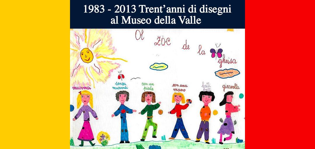 1983-2013 Trent'anni di disegni al Museo della Valle \ Presentazione del libro