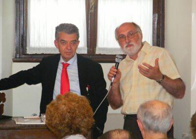 Flavio Burgarella e Ivano Sonzogni