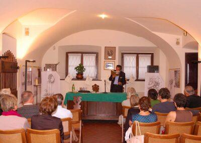 Presentazione libro di Umberto Zanetti