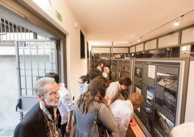 Inaugurazione sale Paleontologia ed Archeologia