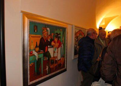 vMostra di pittura di Bruno Pesenti