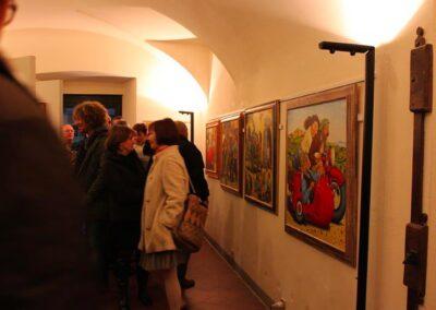 Mostra di pittura di Bruno Pesenti