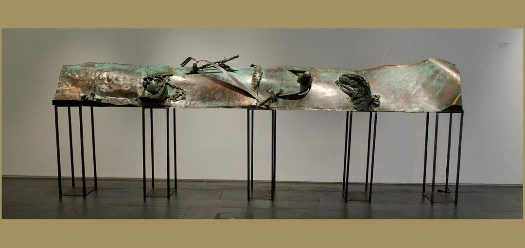 Mostra di arte contemporanea di Pierantonio Volpini