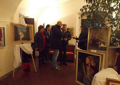 LUMINESCENZE Mostra di pittura di Franca Rinaldi