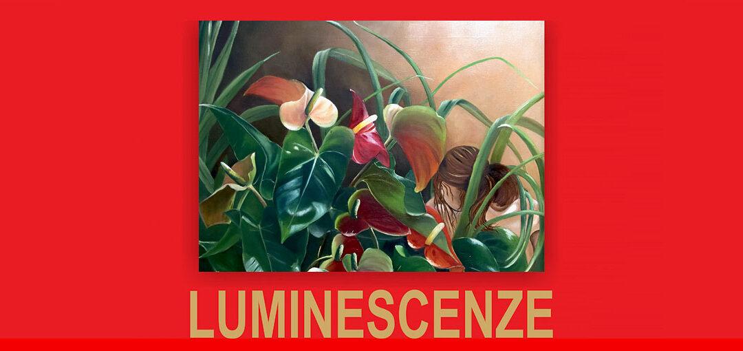 LUMINESCENZE \ Mostra di pittura di Franca Rinaldi