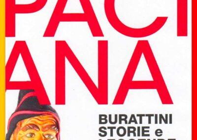 PACÌ PACIANA Burattini, Storie e Leggende