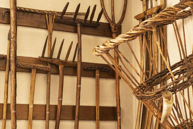 MUSEO DELLA VALLE Fondazione Polli-Stoppani - Zogno (Bergamo) - SALA IV - L'Agricoltura 640x427