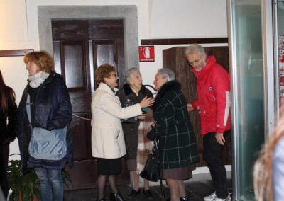MUSEO DELLA VALLE Fondazione Polli-Stoppani - Zogno (Bergamo) - Forme e Volumi di Elena Maria Gotti - dal 15 dicembre 2018 al 6 gennaio 2019 - 01