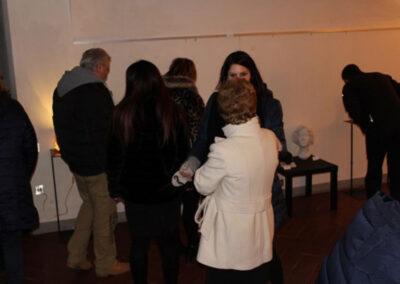 MUSEO DELLA VALLE Fondazione Polli-Stoppani - Zogno (Bergamo) - Forme e Volumi di Elena Maria Gotti - dal 15 dicembre 2018 al 6 gennaio 2019 - 04