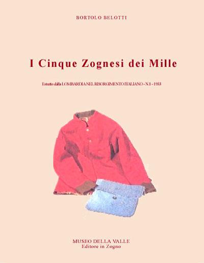 Museo della Valle Zogno Bergamo I cinque zognesi dei mille 400X516