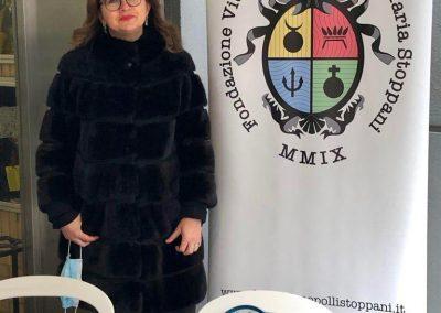 Presidente comitato genitori, Avv. Elena Benedetti Suardo