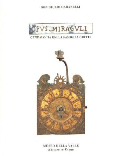 Museo della Valle - Zogno Bergamo - Opus Miragoli