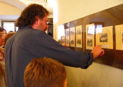 Giordano Rota illustra le cartoline - La Valle Brembana nelle vecchie cartoline raccolte da Giordano Rota - Museo della Valle - Zogno