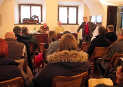 Inaugurazione incontri Progetto inizio Novecento del Centro Storico Culturale Valle Brembana