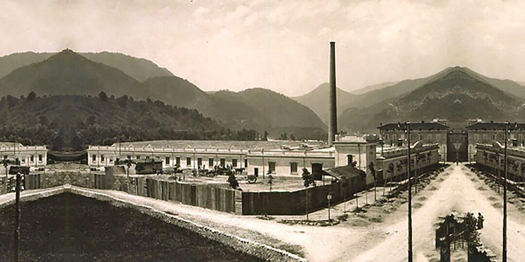 Lo sviluppo industriale ed elettrico in valle brembana tra il XIX e XX secolo