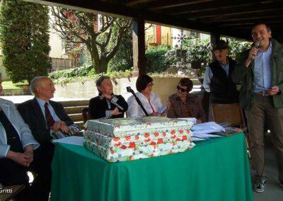 Il saluto del vice sindaco, Gian Paolo Pesenti