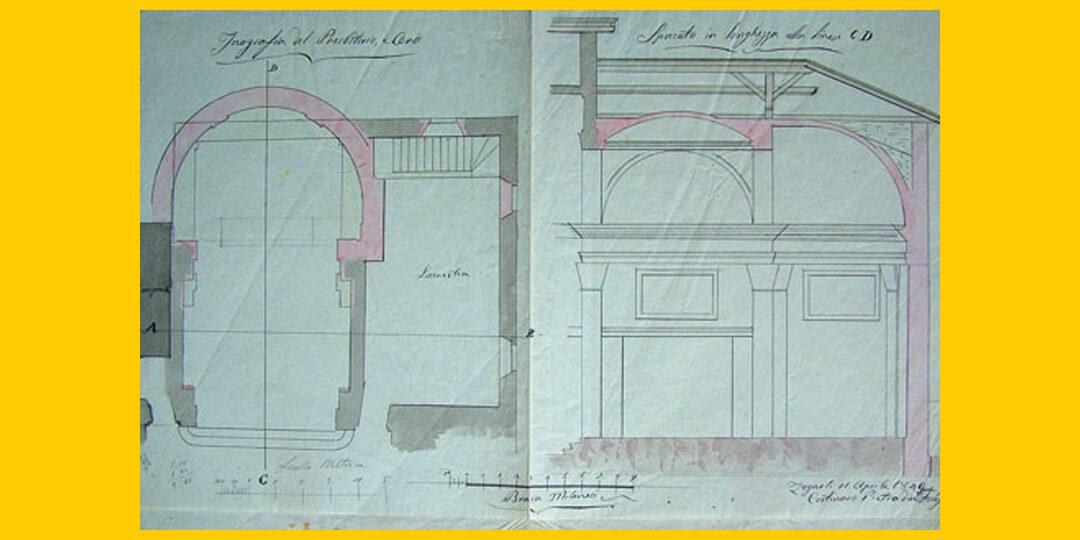 Pietro Cortinovis \ Primo Architetto di Zogno