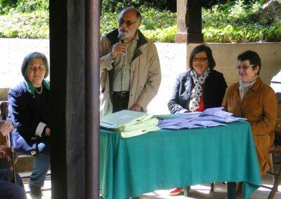 La presentazione prof. Ivano Sonzogni