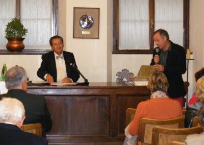 Conferenza di Umberto Zanetti