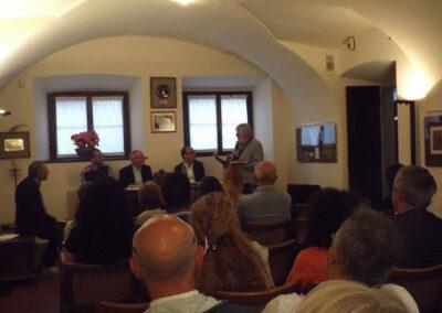 Presentazione libro UNA PICCOLA PATRIA di Stefano Corsi