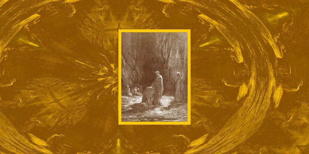 Il canto VI del purgatorio di DANTE