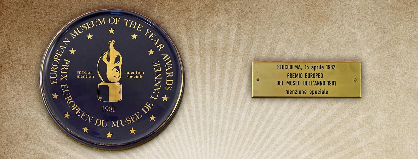 Museo della Valle Fondazione Polli Stoppani - Zogno - Menzione Speciale Premio Europeo 1981