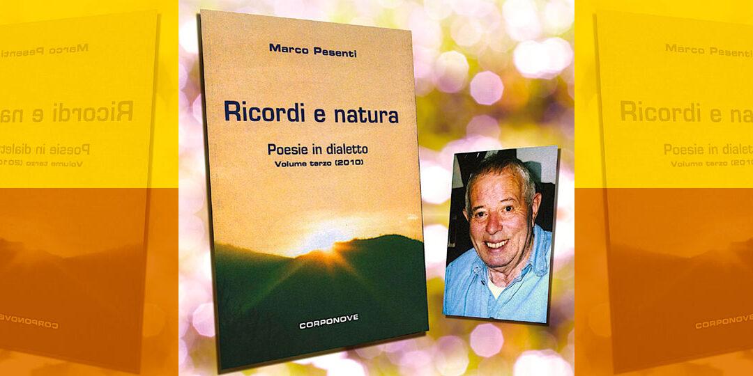 Ricordi e natura poesie in dialetto vol. III