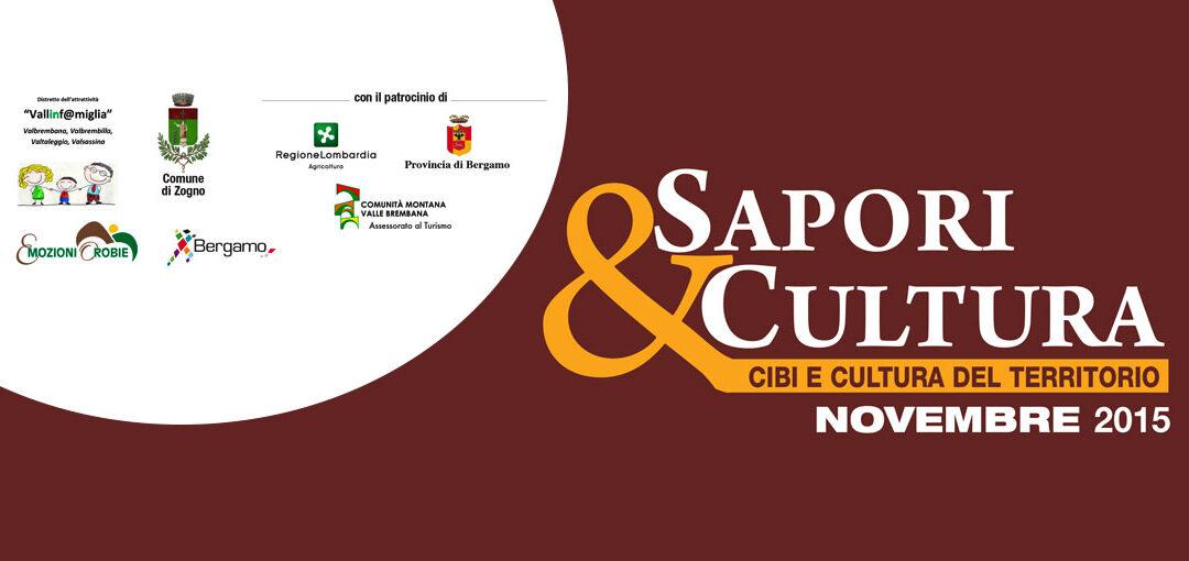 Sapori & Cultura 2015 \ Associazione Castanicoltori Orobici