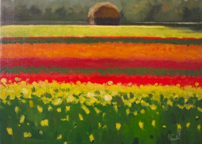 Mostra di pittura Atmosfere di colori