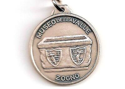 La medaglia ricordo fronte