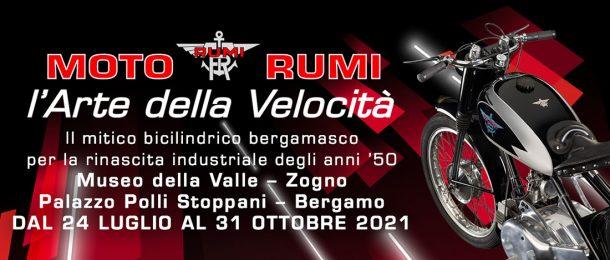 Museo della Valle Onlus - Moto RUMI - Presentazione Mostra 2021