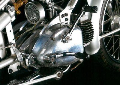 Moto RUMI - REGOLARITÀ prima e seconda serie 1950-1955