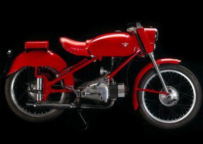 Moto RUMIì - TURISMO TRE MARCE, seconda serie 1953-1956